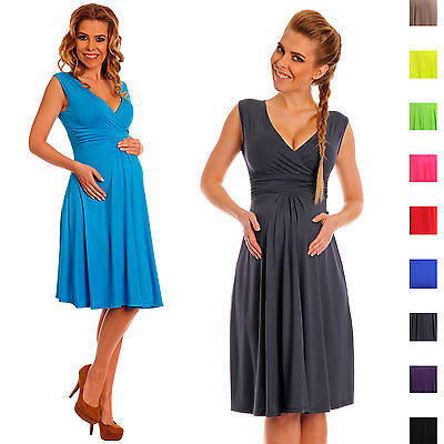 e72f204fb4509 Wardrobe staples: the boob friendly skater dress – Can I Breastfeed In It?  UK